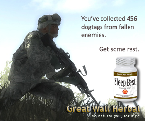 Sleep Best natural insomnia relief from Great Wall Herbal